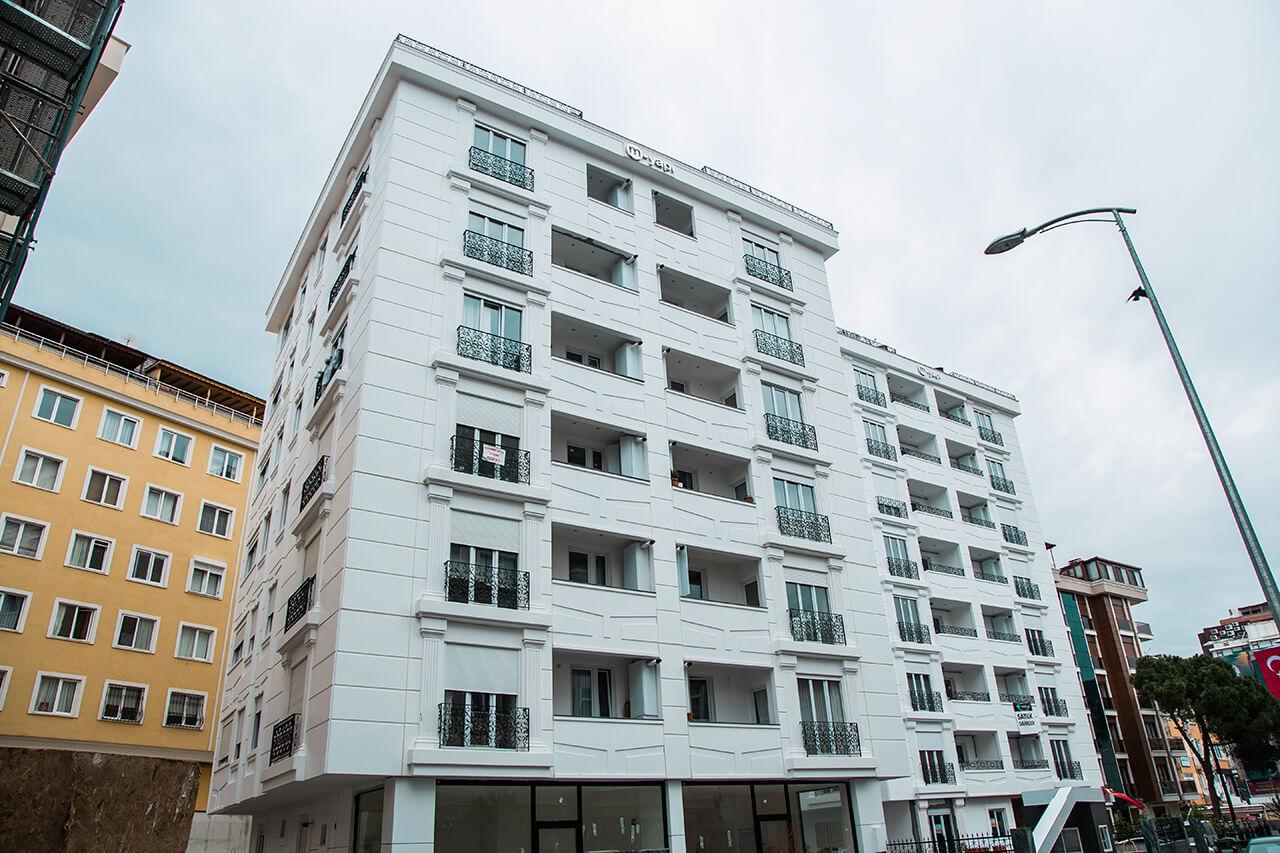Maltepe M Yapı 1 - Mavi Beton