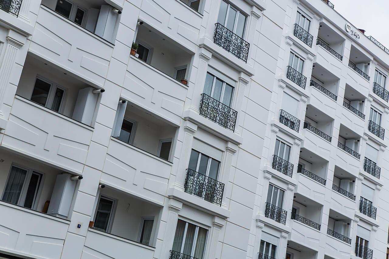Maltepe M Yapı 3 - Mavi Beton