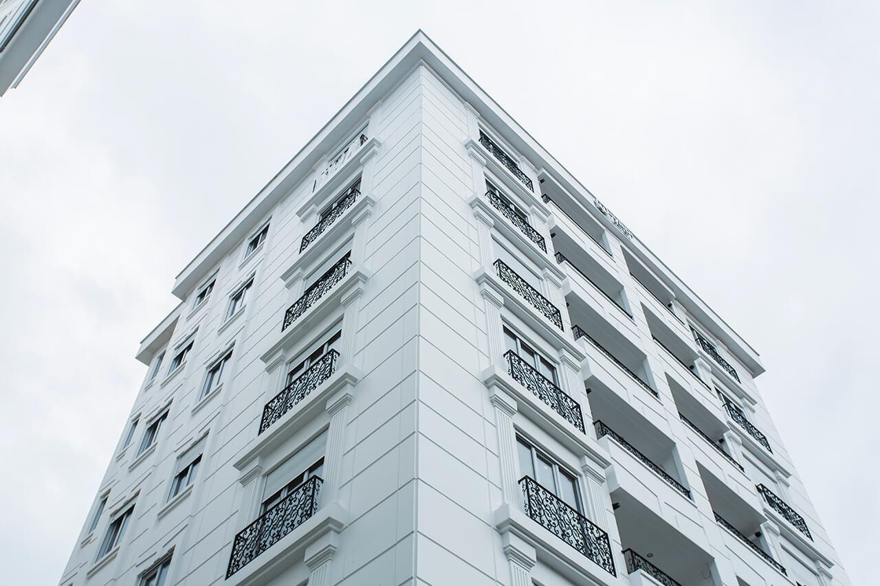 Maltepe M Yapı 4 - Mavi Beton
