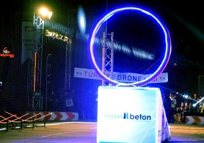 Türkiye Drone Ligi - Mavi Beton
