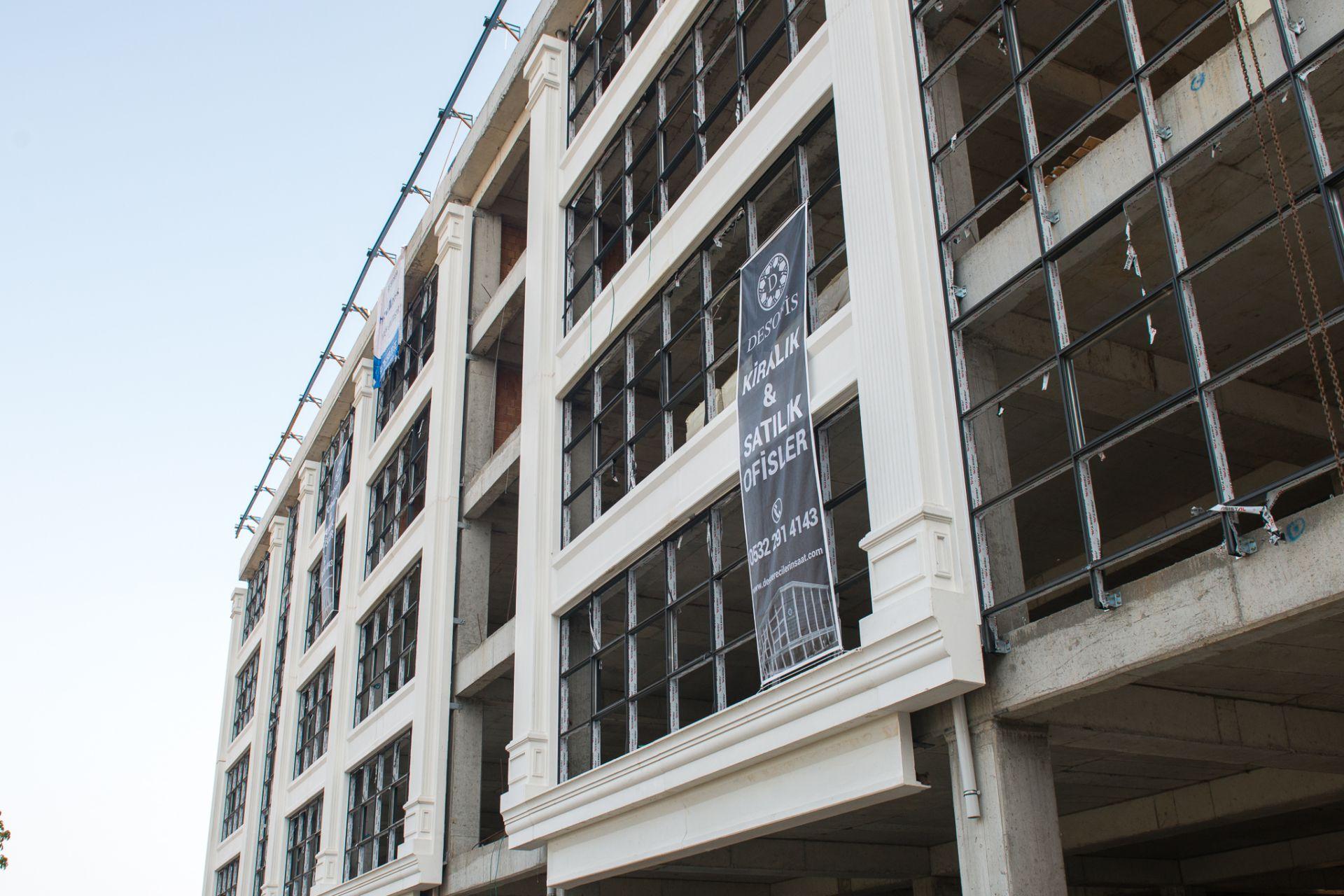 DES Otel Tekirdağ - Mavi Beton