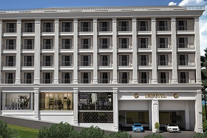 DES Otel, Tekirdağ - Mavi Beton