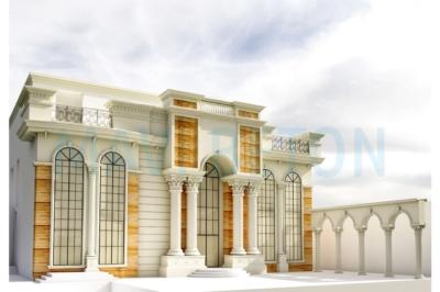 suudi arabistan villa projesi prekast