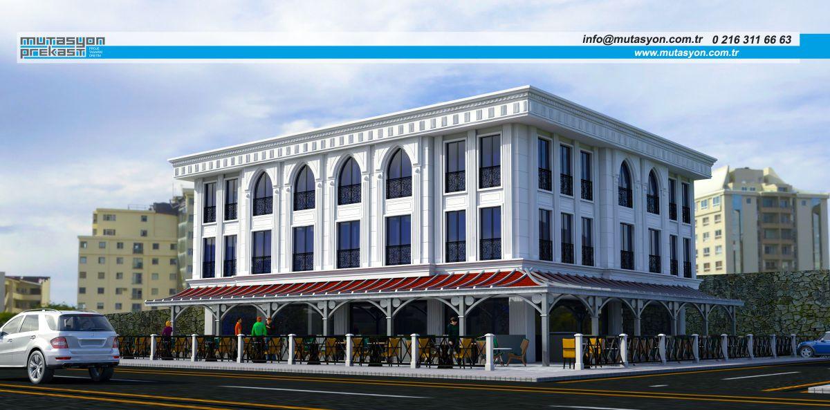 Sakarya Restoran Projesi
