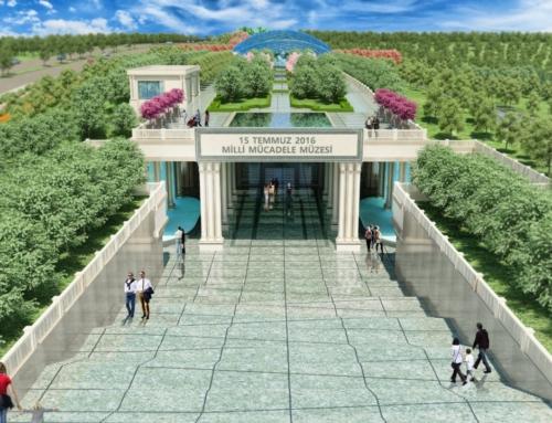 15 Temmuz Milli Mücadele Müzesi – Yenimahalle, Ankara