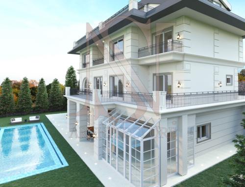 Acarkent Villa Projesi – Beykoz, İstanbul