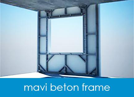 precast frame